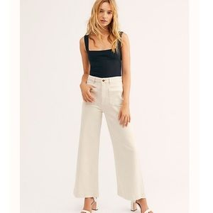 ROLLA'S Sailor Wide Leg Jeans